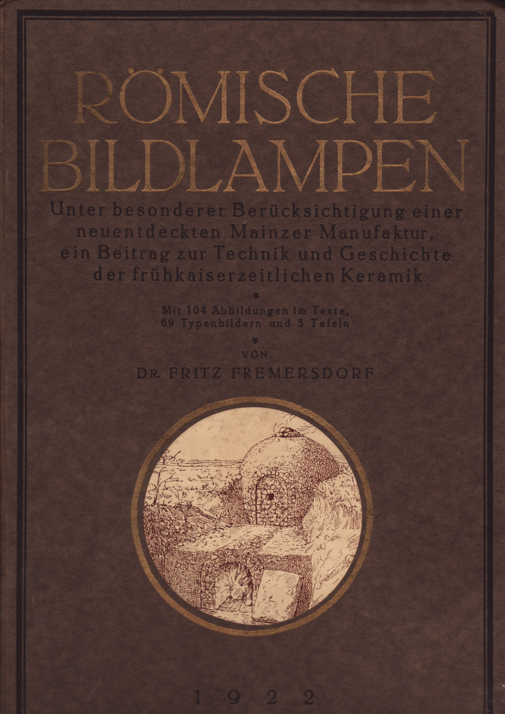 fremersdorf 1922