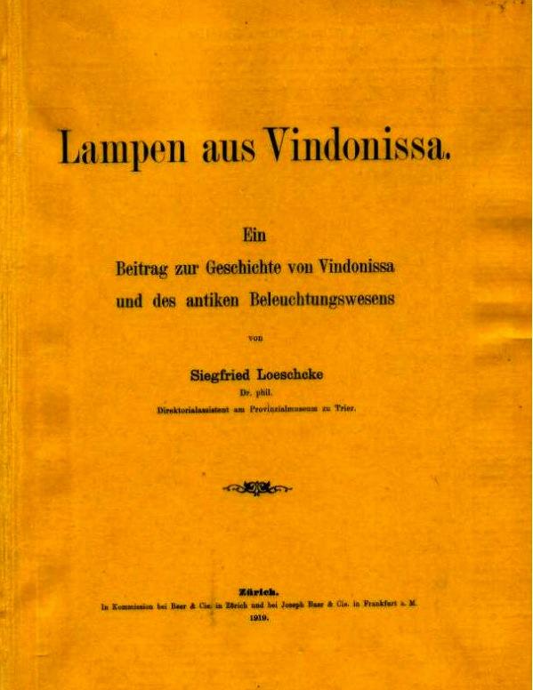 loeschcke 1919