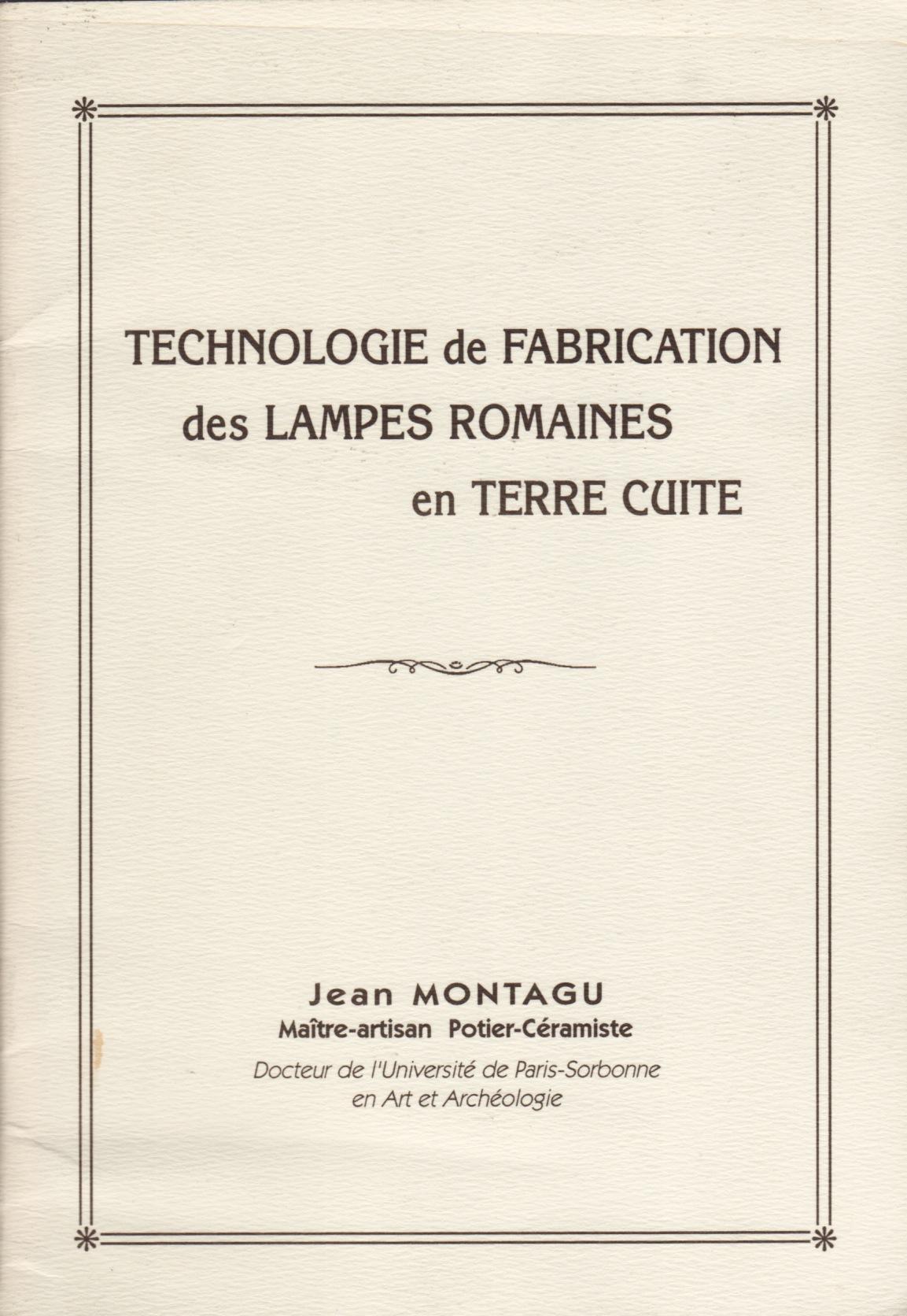 Montagu 1990