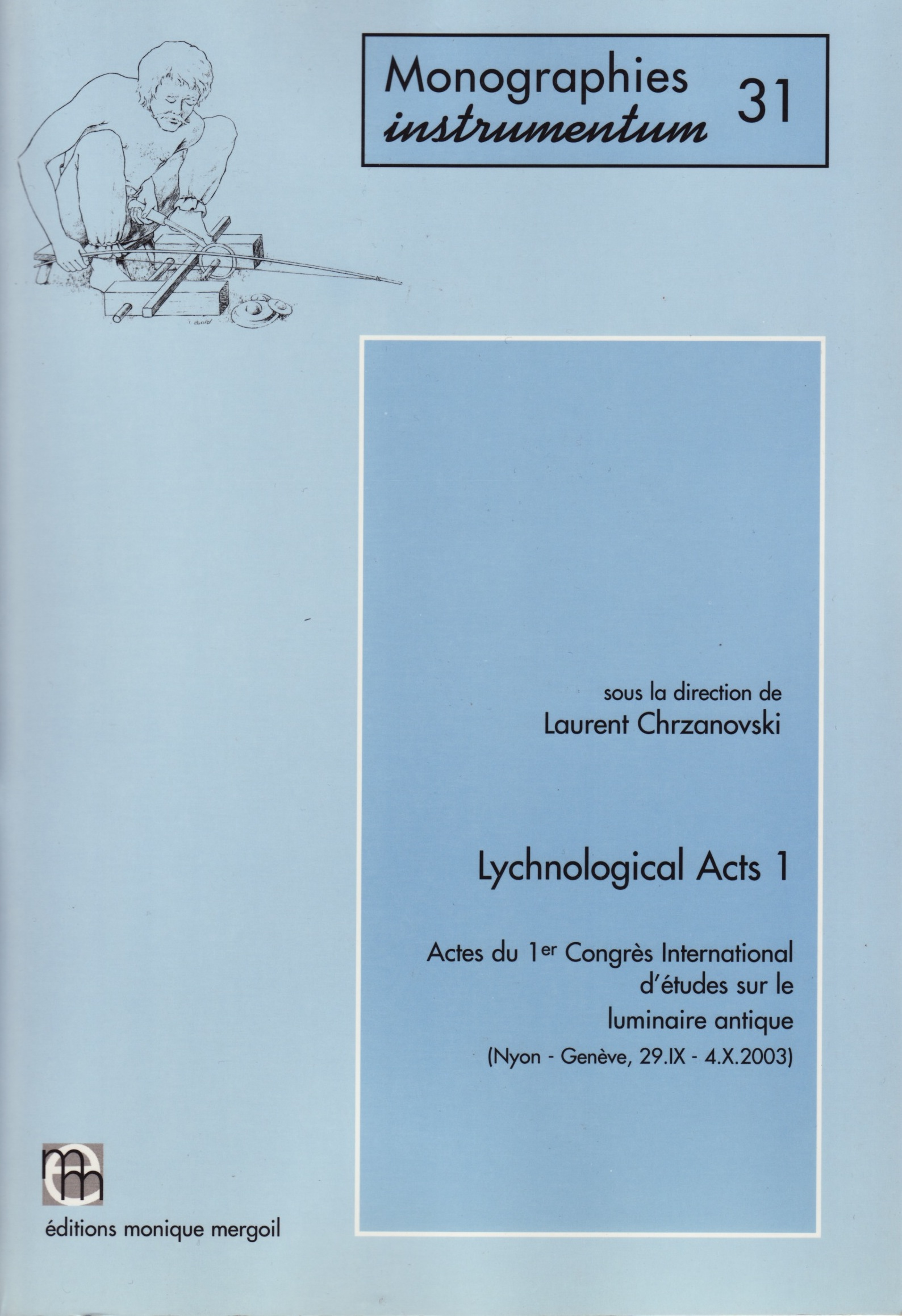 lychnological acts 1